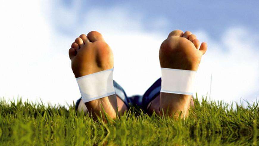 Un secondo cuore – detox attraverso la pianta dei piedi