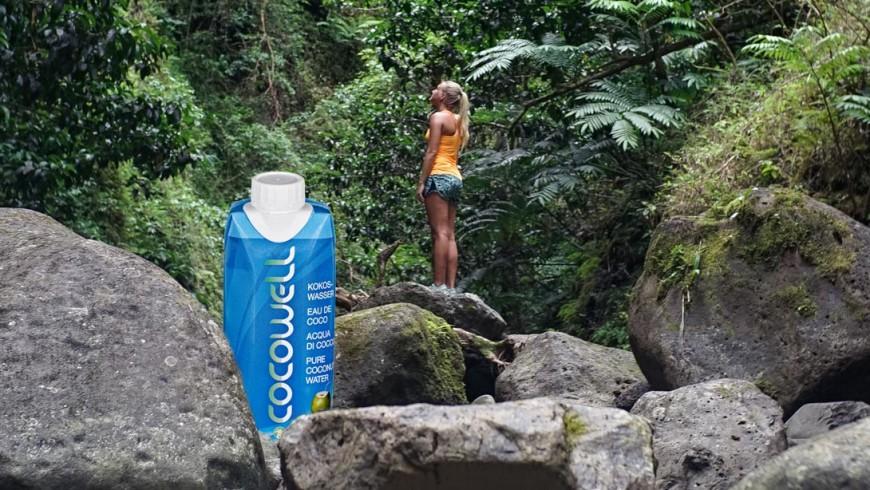 Perché bere l'acqua di cocco