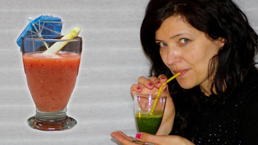 Lo smoothie di Nora per la primavera: asparagi da bere!