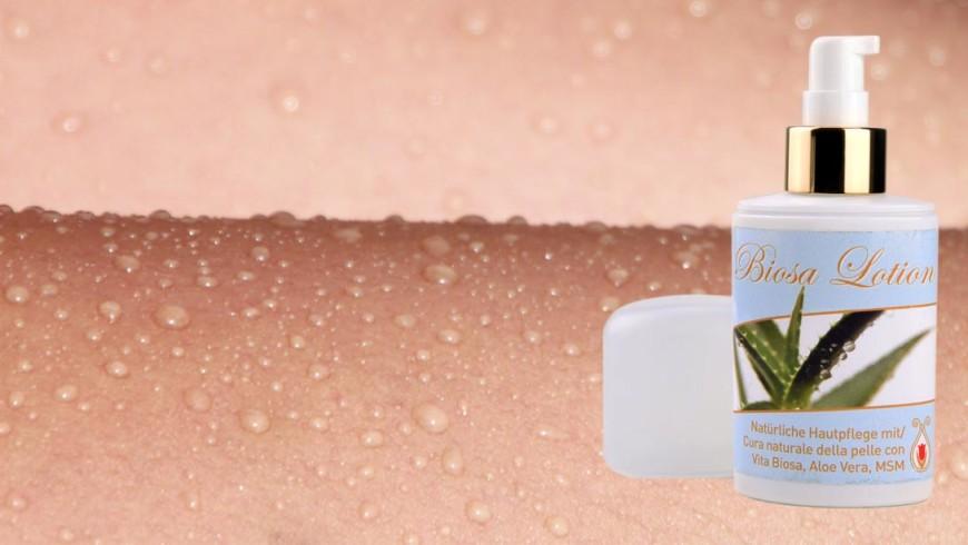 Un vero toccasana per la pelle: tanta energia in una lozione